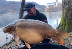 Bled WinterCarp Fishing 2018